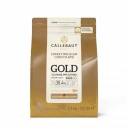 Callebaut Gold Callets