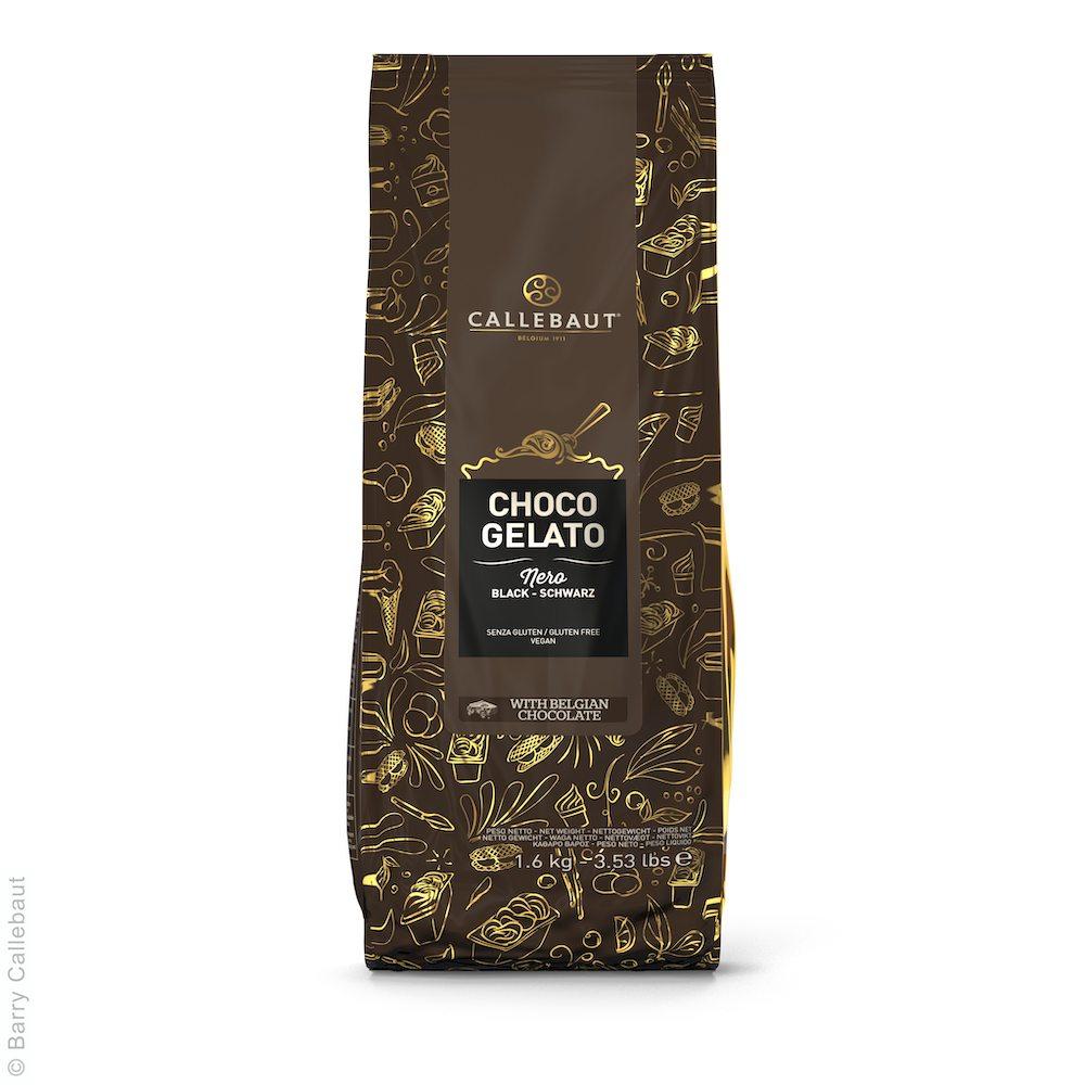 Choco Gelato von Callebaut - Fertigmischung für Eiscreme