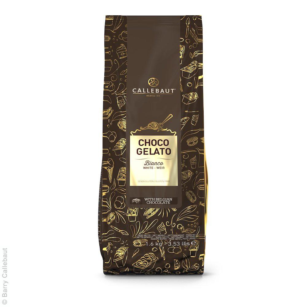 Callebaut Choco Gelato Bianco weißes Schokoladeneis